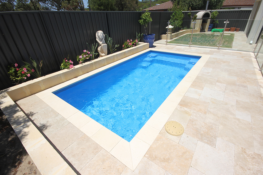 Allure Fibreglass Swimming Pools 5m X 2 5m Aqua Technics