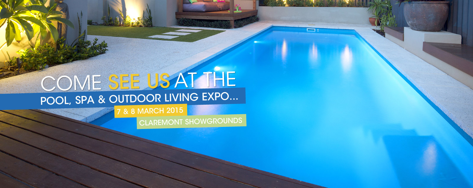 At2287 spasa show webbanner large march2015 v2 aqua technics for Pool show perth 2015