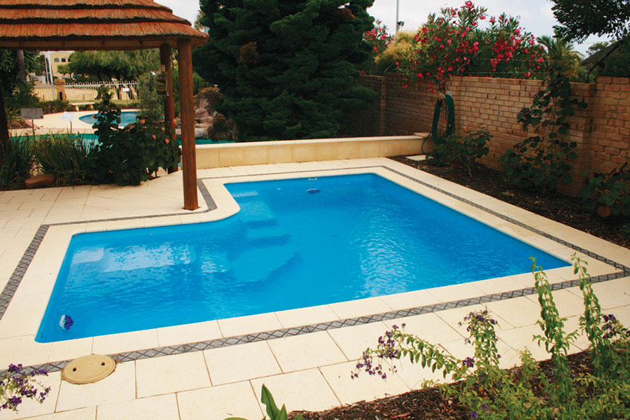 Alfresco Swimming Pool - 4.4m x 4.4m | Aqua Technics
