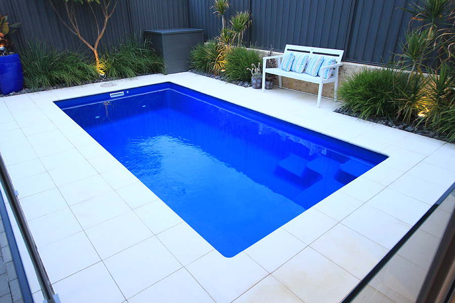 allure fibreglass swimming pools 5m x aqua technics