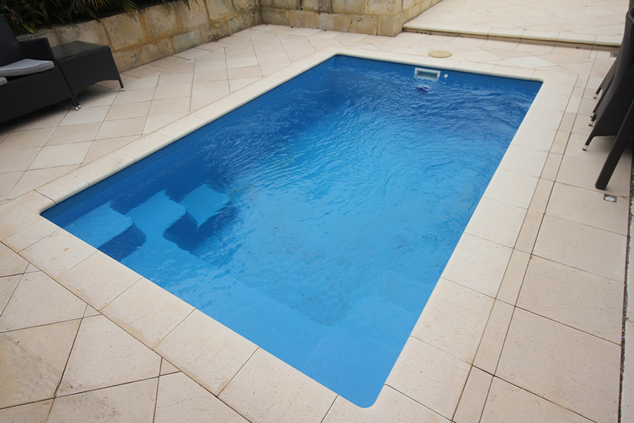 Serenity swimming pools 4m x horizon pools for Swimmingpool 3m