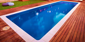 First step is to choose your fibreglass swimming pool