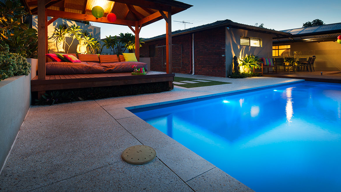 Pool showcase 26 aqua technics for Swimming pool display centres melbourne