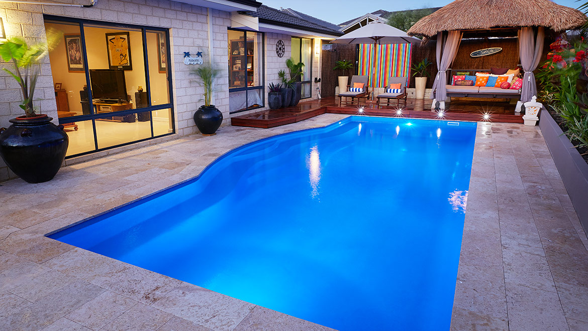 Pool showcase 7 aqua technics for Swimming pool display centres melbourne